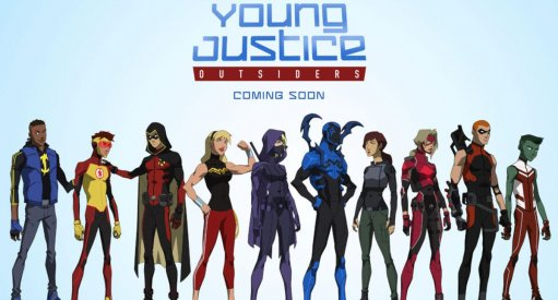 Young Justice Season 3 Premiers Later This Year