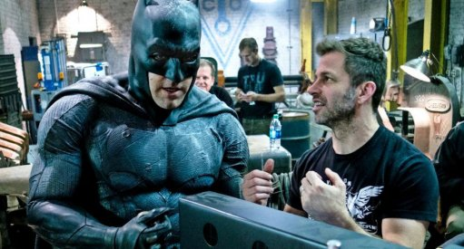Zack Snyder Said To Have Been Fired From Justice League