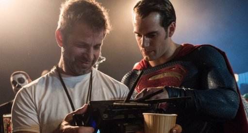 Zack Snyder Should Direct Man of Steel 2 Says Steven S. DeKnight