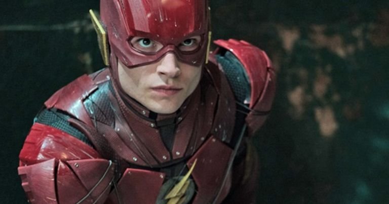 The Flash Ezra Miller