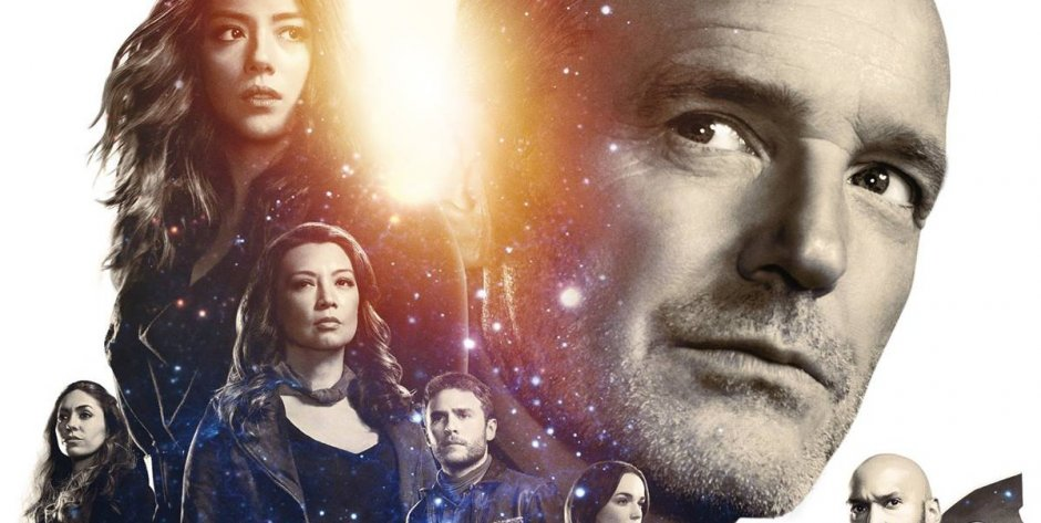 Net Agents of SHIELD Season 5 Clip & Poster
