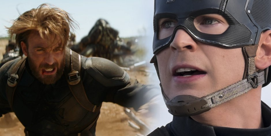 Avengers: Infinity War Director Address Chris Evans As Nomad Speculation
