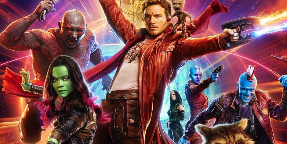 Guardians of the Galaxy 2 Gets Oscar Nomination