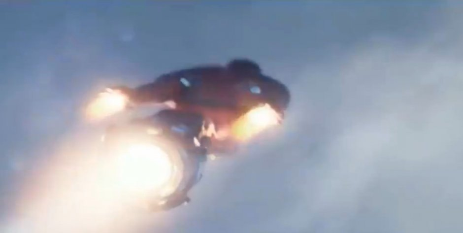 New Iron Man Footage In Avengers: Infinity War Spot