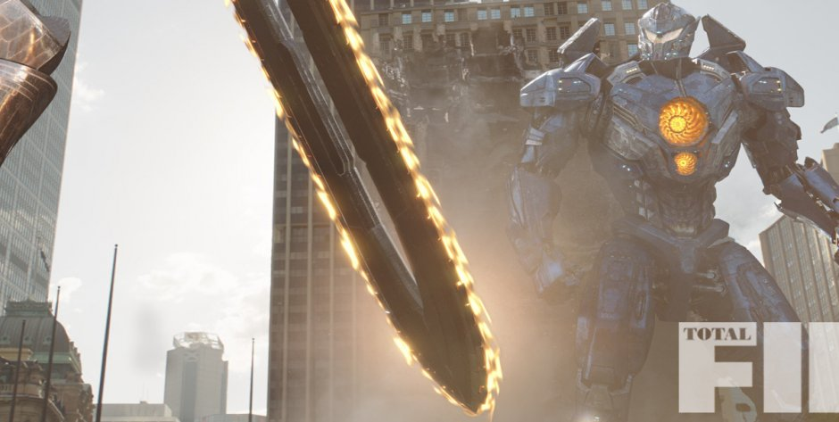 New Pacific Rim Uprising Images Feature John Boyega and Scott Eastwood