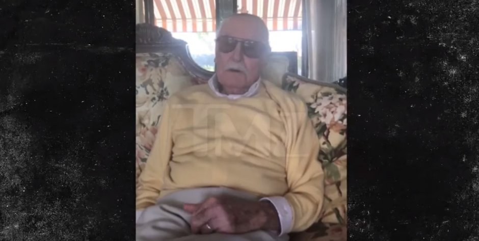 Watch Stan Lee's Message To The Fans