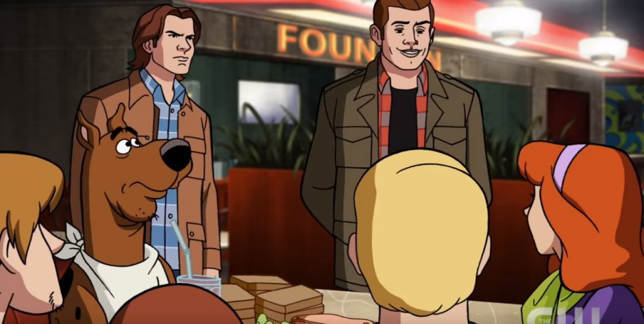 Supernatural & Scooby-Doo Extended Trailer