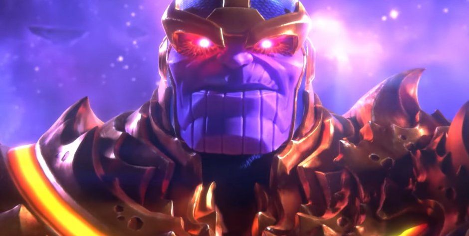 Watch: Thanos Trailer For Marvel Contest of Champions