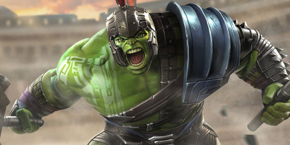 Thor: Ragnarok Hulk Rampages Into Marvel Contest Of Champions