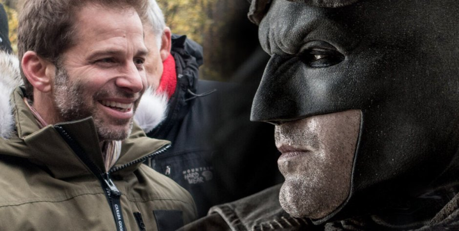 Zack Snyder Ben Affleck Batman Day