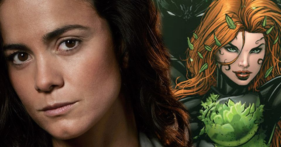 Alice Braga Rumored As Poison Ivy In 'The Suicide Squad' Leaks