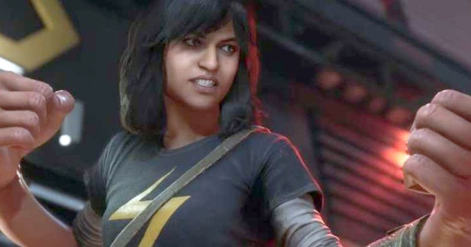 Avengers Video Game Tanking With Ms. Marvel