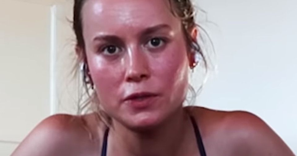 Brie Larson To YouTube Haters: Don't Comment