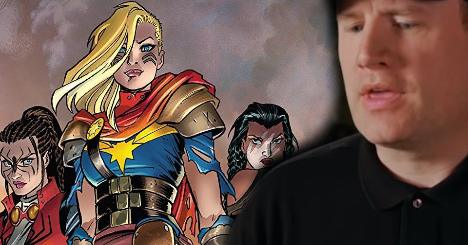 Captain Marvel Sales Drop 70%; Kevin Feige Dead Wrong!
