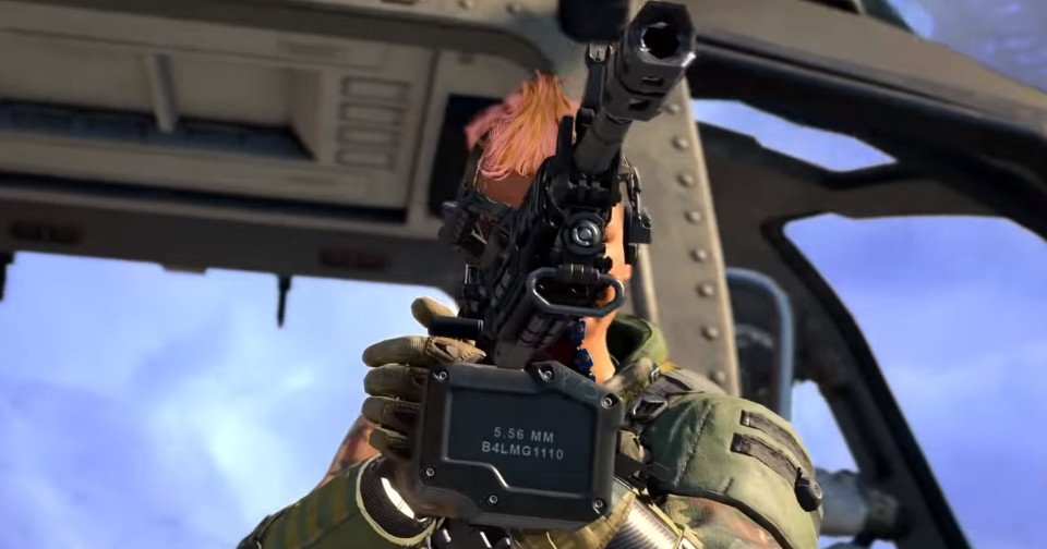 Call of Duty: Black Ops 4 Battle Royale Trailer
