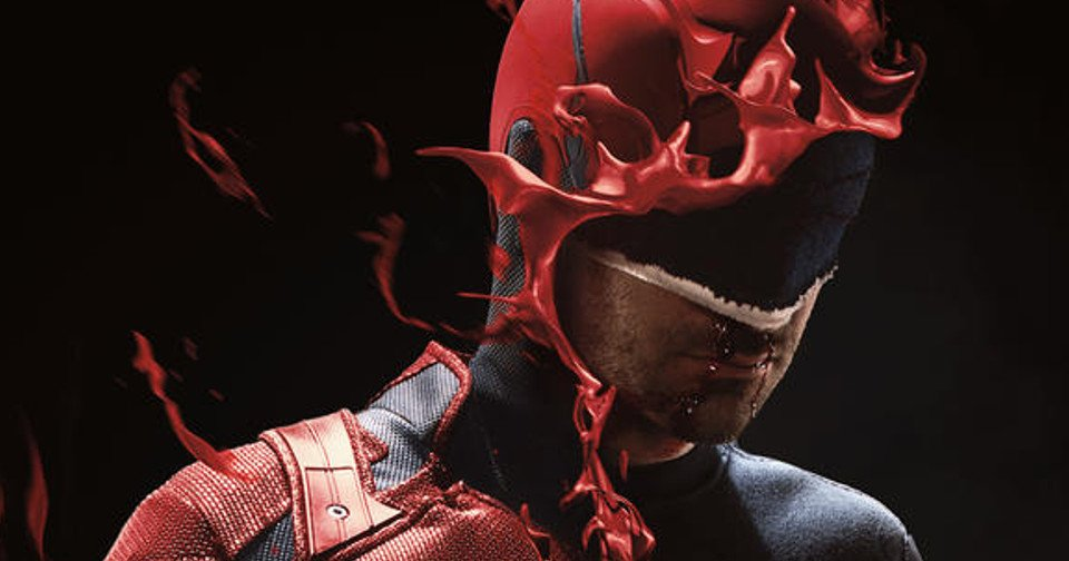 Awesome Daredevil Season 3 Poster and Images