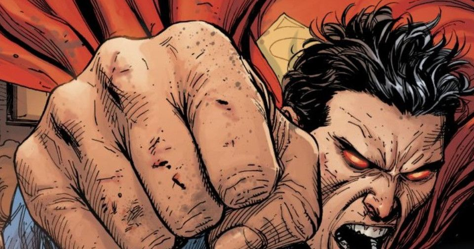 DC Comics Teases Marvel Crossover, Crisis Event, More
