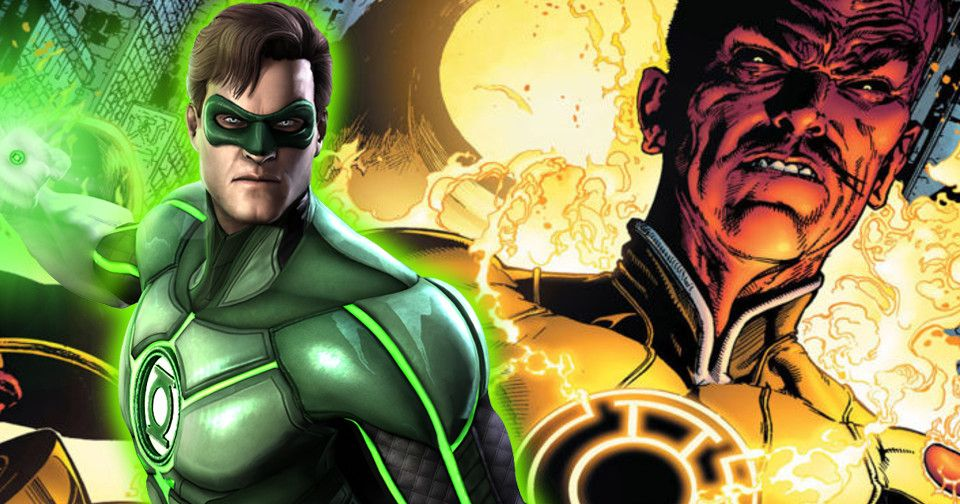 Green Lantern Sinestro Corps War Rumored For HBO Max