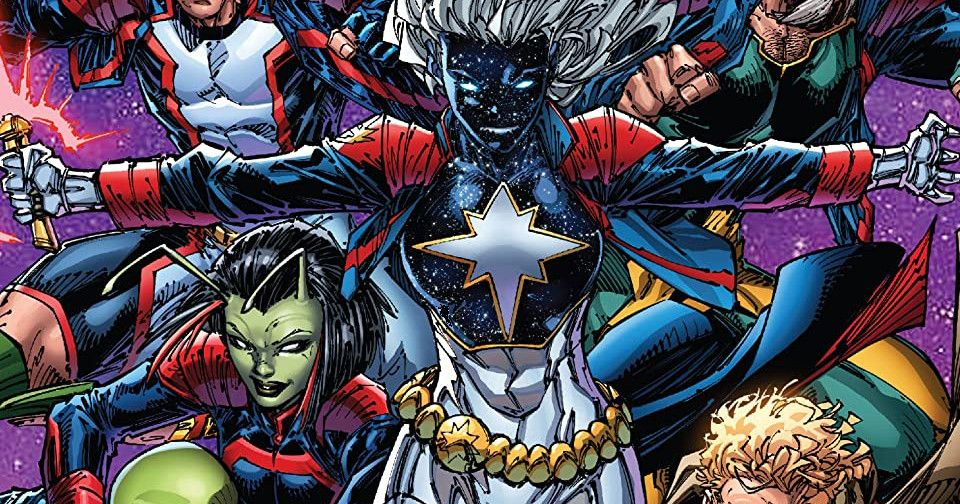 Guardians of the Galaxy #15 Review (2020)