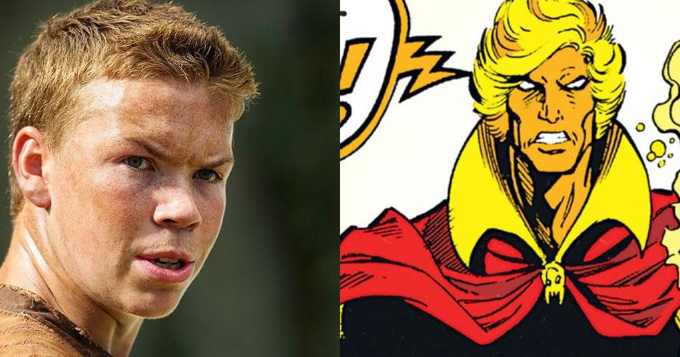 Guardians of the Galaxy 3: Will Poulter Cast As Adam Warlock