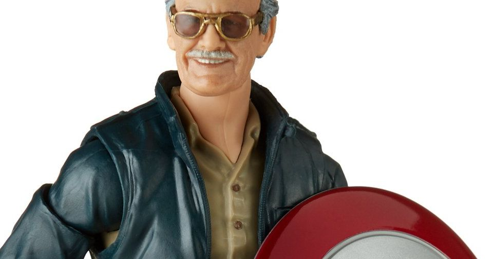 Hasbro Marvel Legends Reveals Include Captain America Stan Lee, More