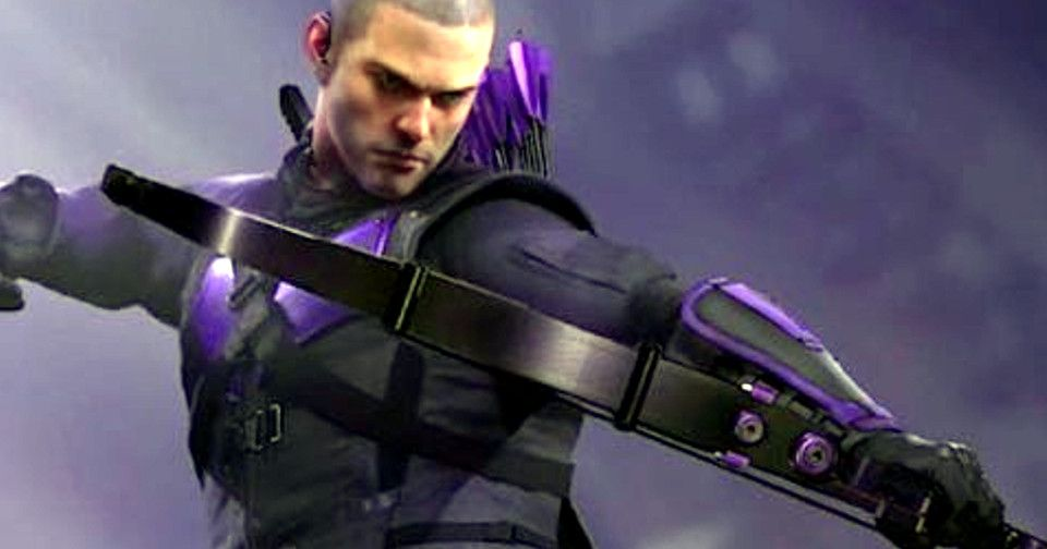 Hawkeye Coming To Marvel's Avengers Video Game