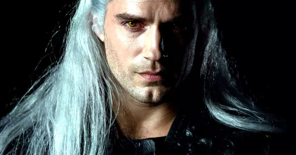 Henry Cavill Shows Off Witcher Scars and Abs of Steel