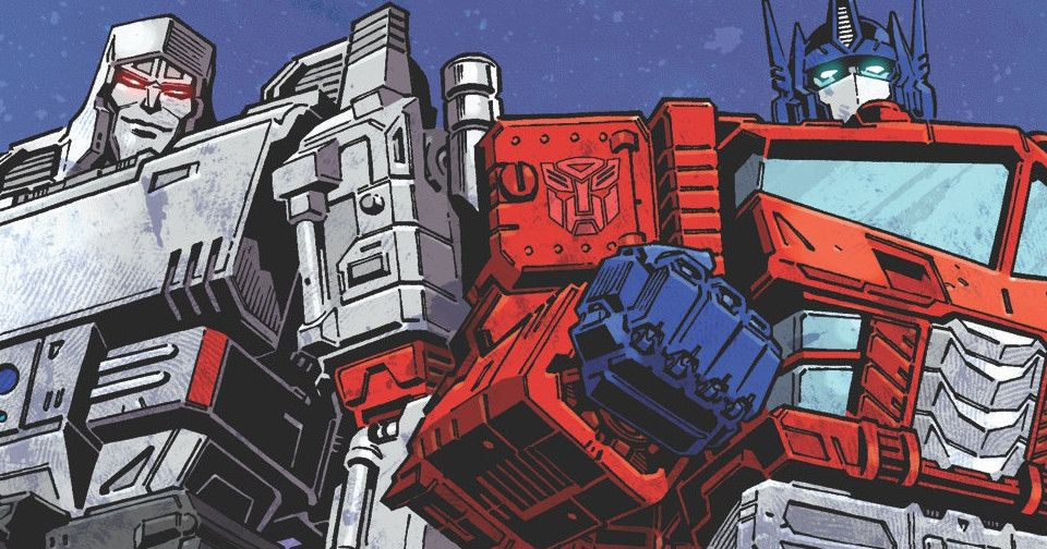IDW Relaunches Transformers Comics