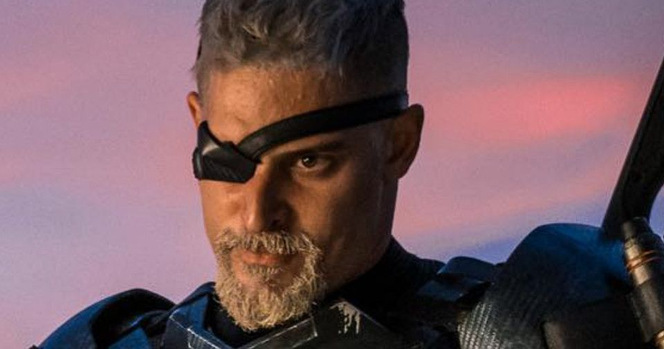 Joe Manganiello Back As Deathstroke In Snyder Cut