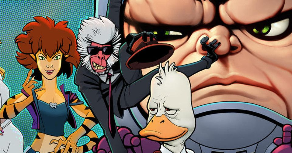 Kevin Feige Cancels Howard The Duck, Tigra and Dazzler, Offenders