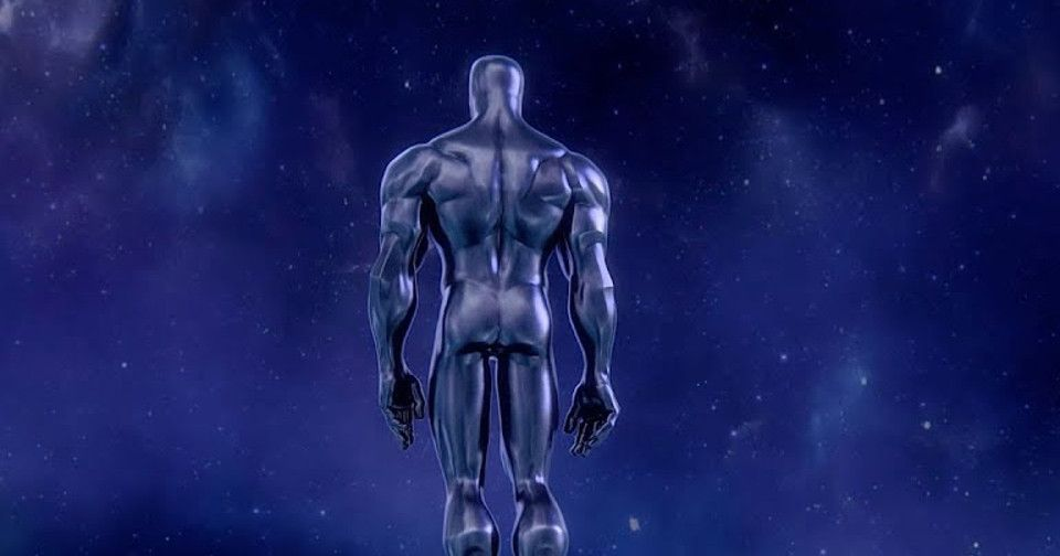 Silver Surfer Trailer For Marvel Contest of Champions