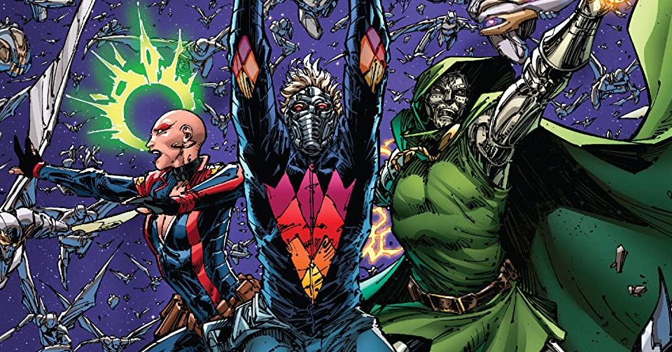 Marvel: Guardians of the Galaxy #17 Review (2020)