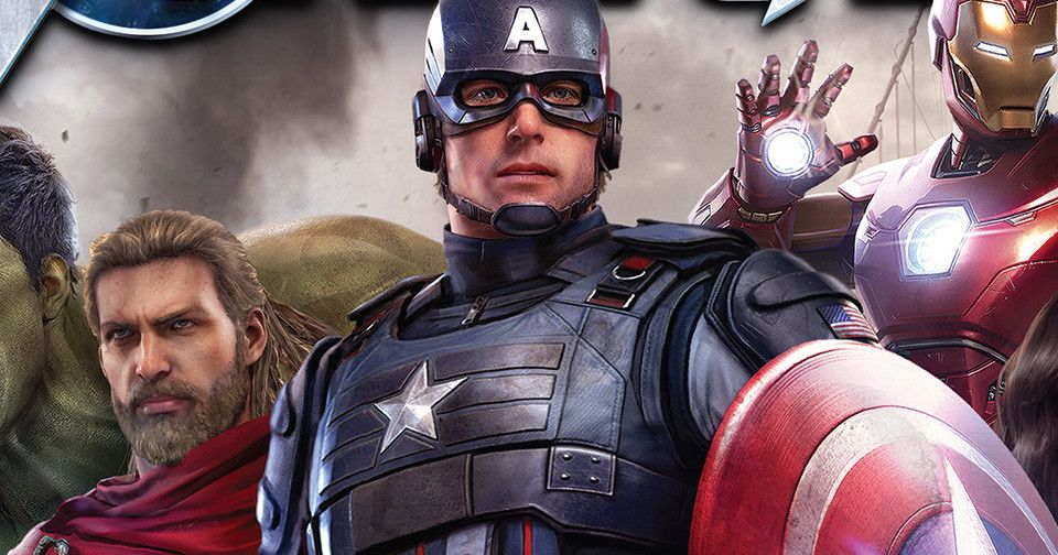 Marvel's Avengers Pre-Order, Deluxe Edition Includes Captain America Statue