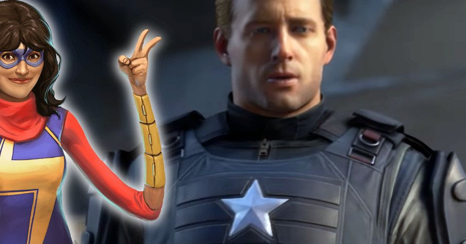 Marvel's Avengers Video Game Fails To Impress