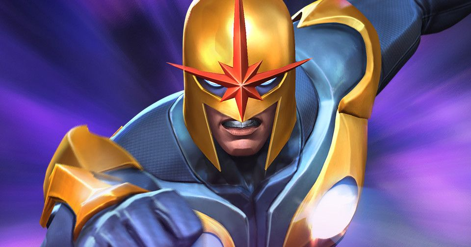 Nova Blasts Into Marvel Contest Of Champions