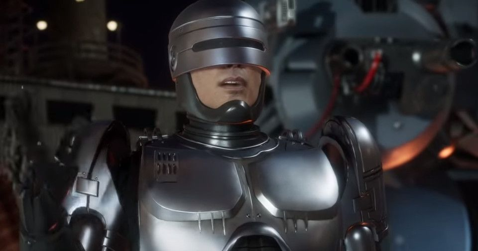 RoboCop and More Featured In Mortal Kombat 11: Aftermath Gameplay Trailer