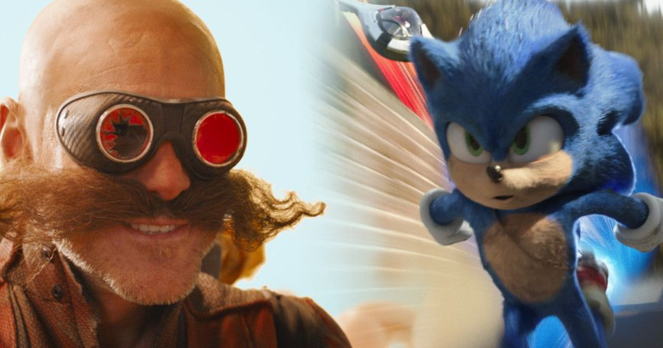Sonic The Hedgehog Zooms In With New Images Of Jim Carrey, More