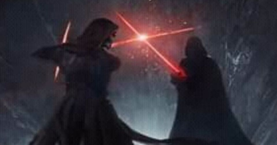 Star Wars: Duel Of The Fates Concept Art Leaks Online