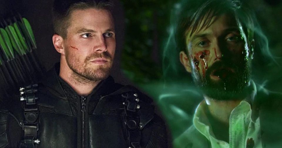 Stephen Amell Teases The Spectre For Crisis On Infinite Earths