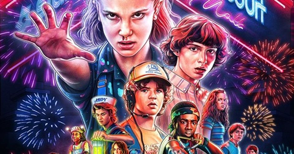 Stranger Things 3 Synopsis and Episode Titles Tease 'Danger Looms'