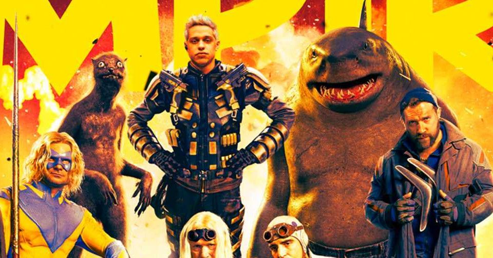 The Suicide Squad Cast Revealed On Empire Magazine Covers