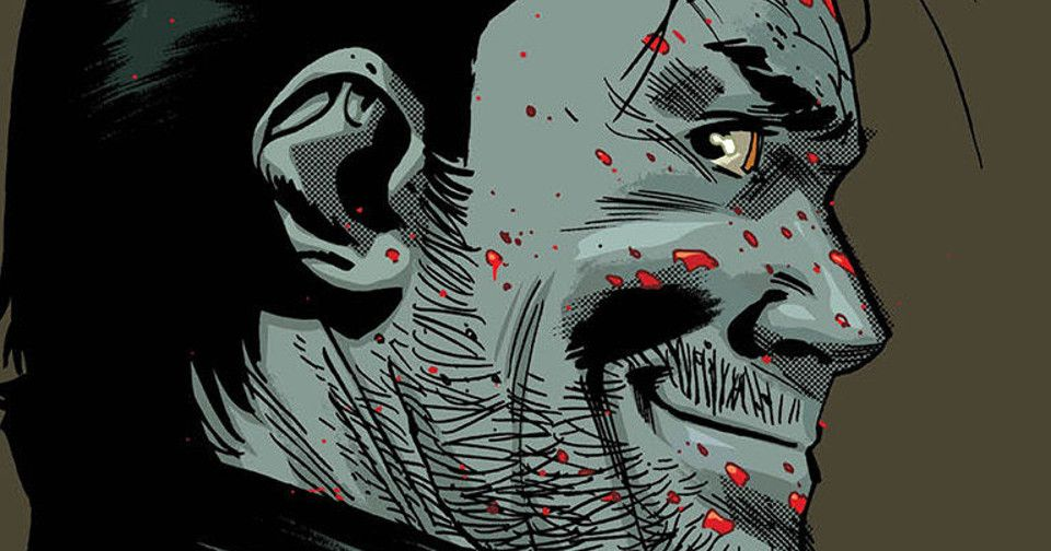 'The Walking Dead' Rises Again With Negan Special