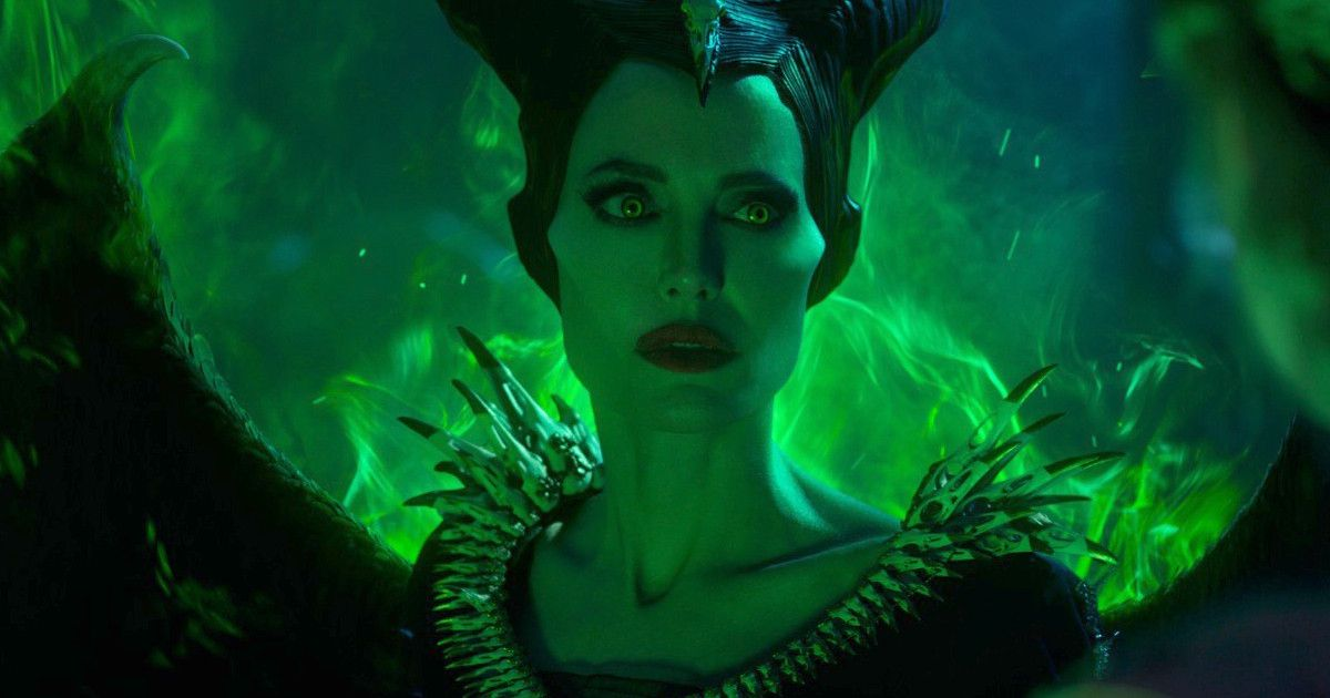 Angelinia Jolie Is The Mistress Of Evil In Maleficent 2