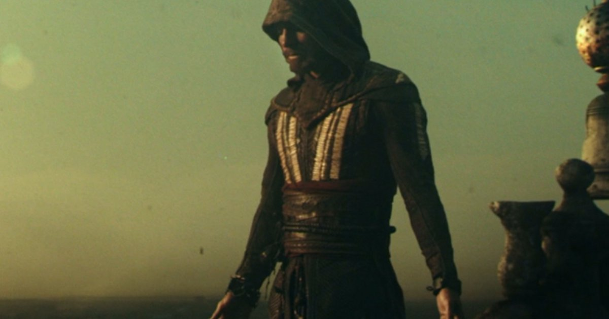 Assassin's Creed Blu-Ray Trailer