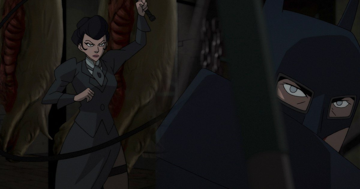 Batman Gotham By Gaslight Selina Kyle Clips Images