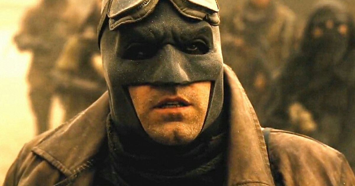 Ben Affleck Back For Justice League 2 | Cosmic Book News