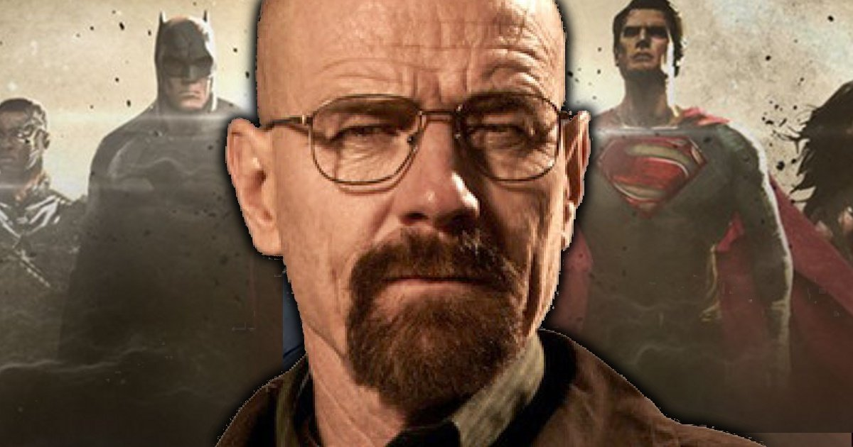 Bryan Cranston As Lex Luthor Still Possible (Batman vs. Superman Ultimate Edition Spoilers)