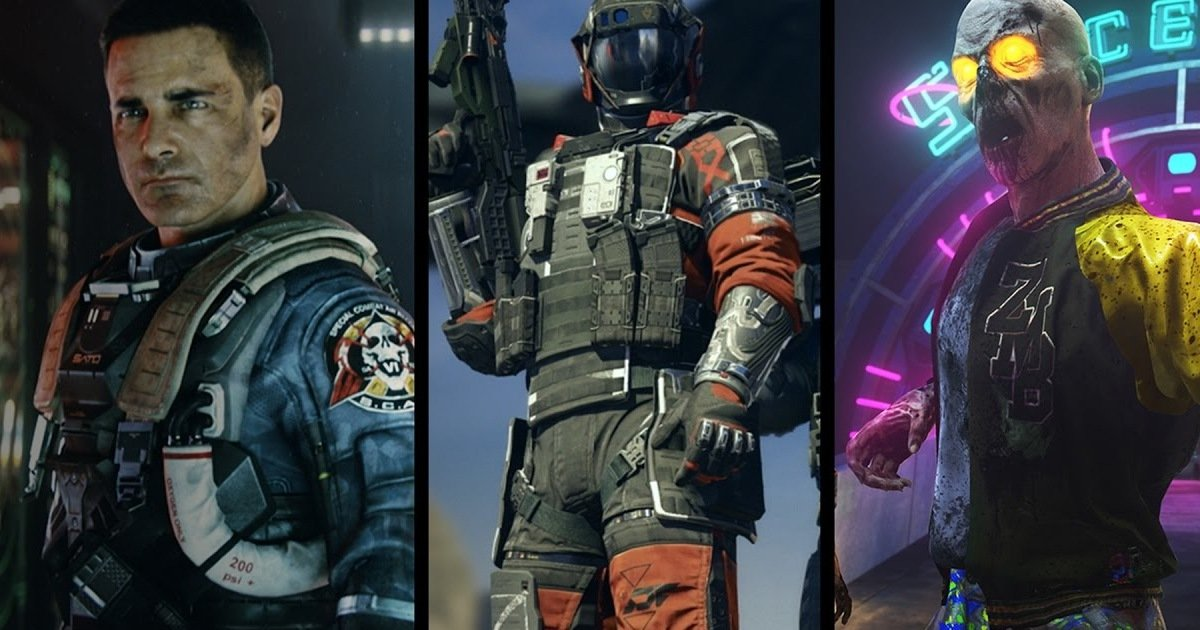 Try Call of Duty: Infinite Warfare For Free