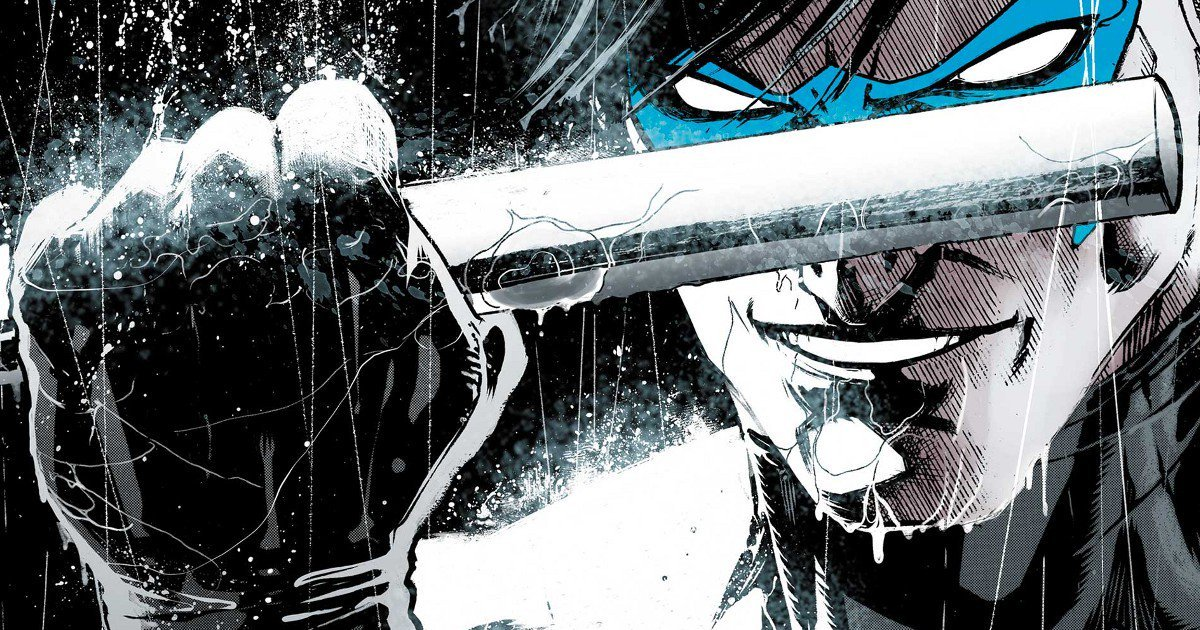 Chris McKay Still On Nightwing