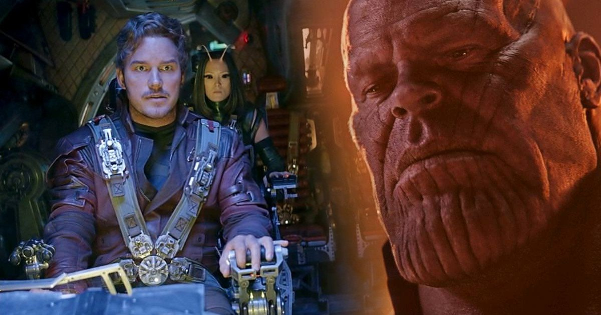 Chris Pratt Pumped For Avengers: Infinity War